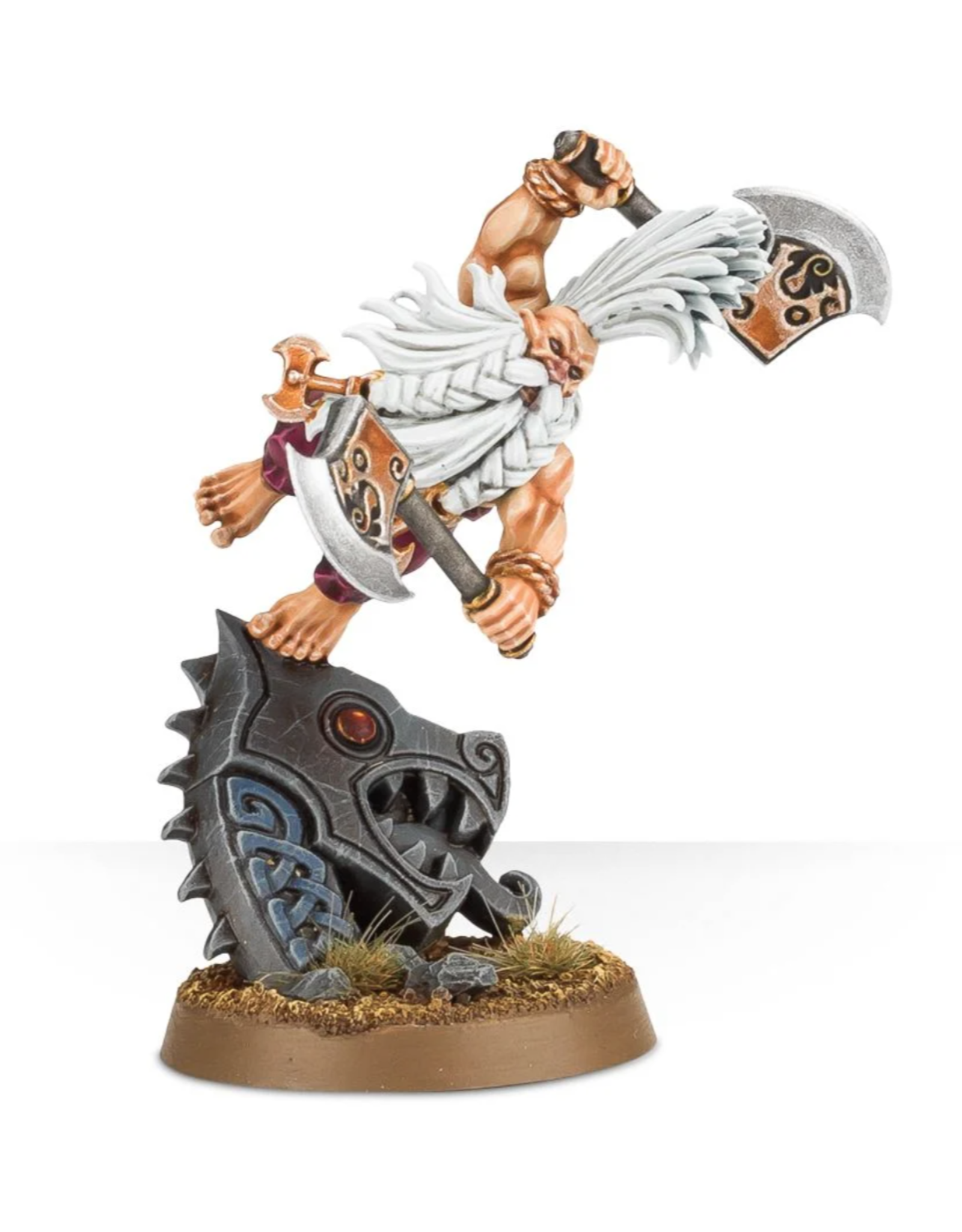 Age of Sigmar Grombrindal, The White Dwarf