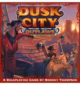 Role Playing Dusk City Outlaws