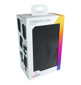GameGenic Deck Box: Stronghold Deck Box 200+ BK