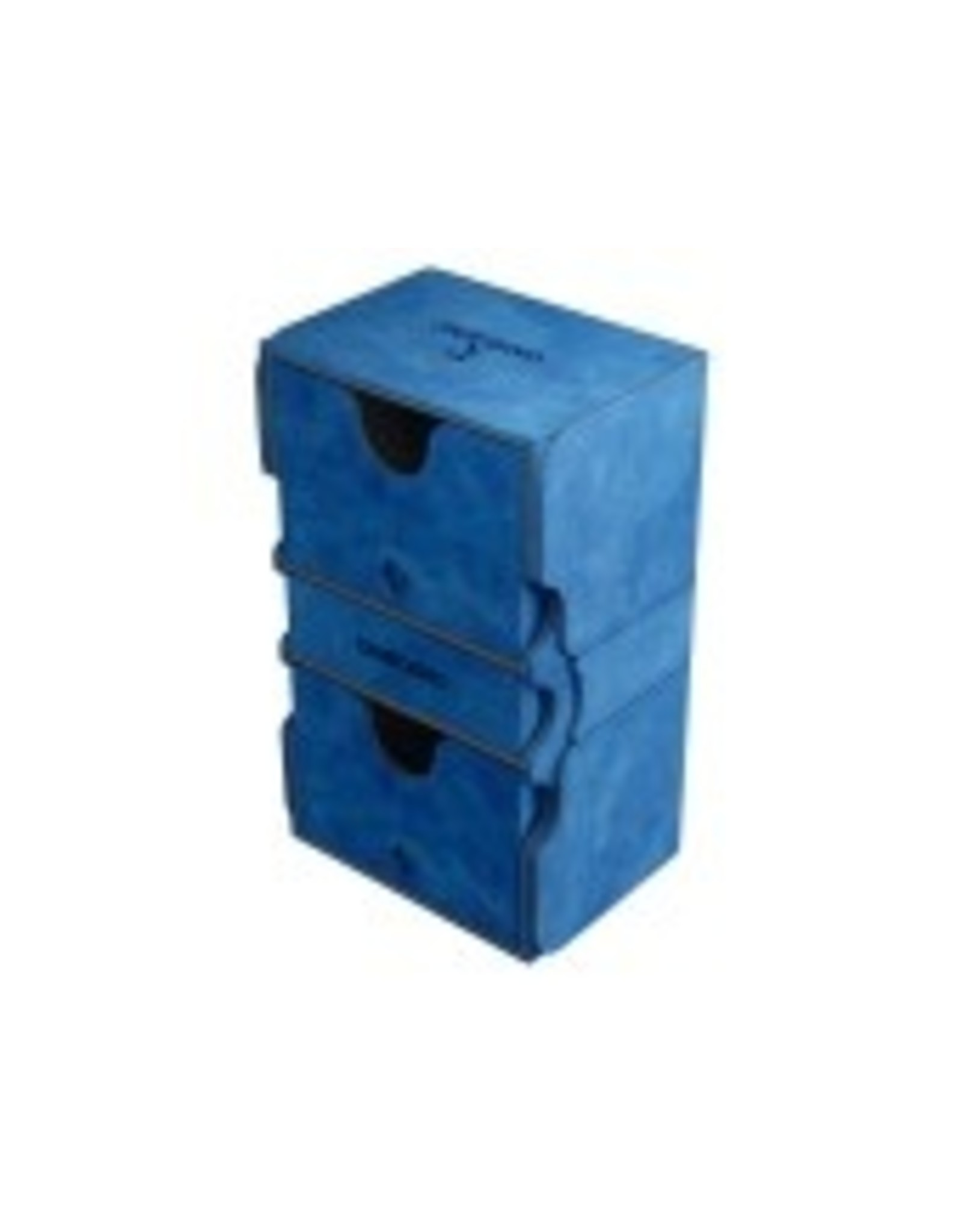 GameGenic Deck Box: Stronghold Deck Box 200+ BU
