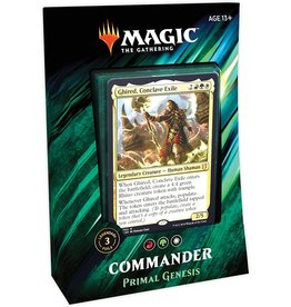Magic Magic: Commander 2019 -  Primal Genesis