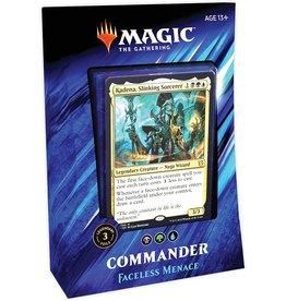 Magic Magic: Commander 2019 - Faceless Menace