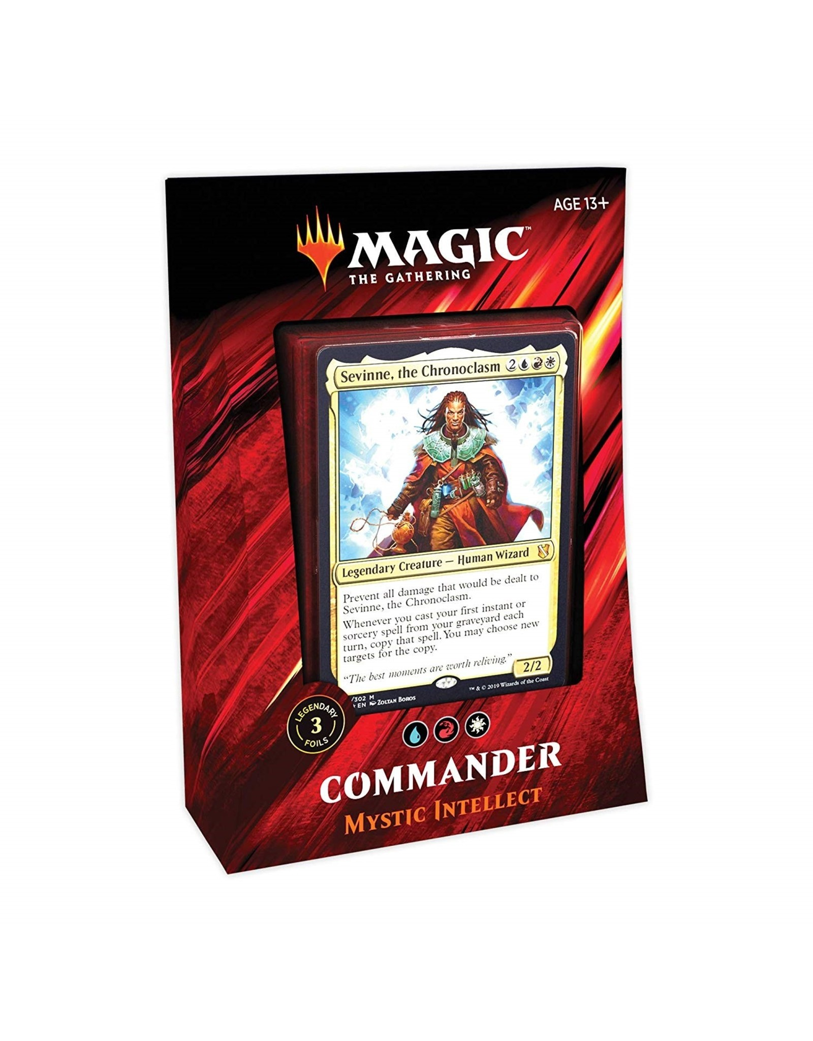 Magic Magic: Commander 2019 - Mystic Intellect