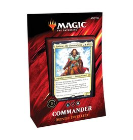 Wizards of the Coast Magic: Commander 2019 - Mystic Intellect