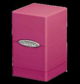 Ultra Pro Ultra PRO Deck Box-Satin Tower Bright Pink
