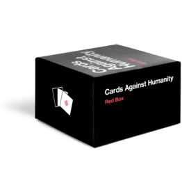 Cards Against Humanity Cards Against Humanity Red Box