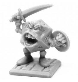 Reaper Bones: Sir Vigintor, d20