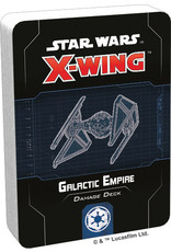 Fantasy Flight Games Star Wars X-Wing: 2nd Edition - Galactic Empire Damage Deck