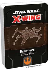 Fantasy Flight Games Star Wars X-Wing: 2nd Edition - Resistance Damage Deck