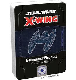 Fantasy Flight Games Star Wars X-Wing: 2nd Edition - Separatist Alliance Damage Deck