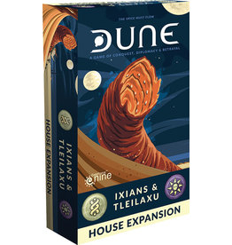 Gale Force 9 Dune Board Game: Ixians and Tleilaxu House Expansion