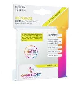 GameGenic DP: Matte: Big Square Lime (50)