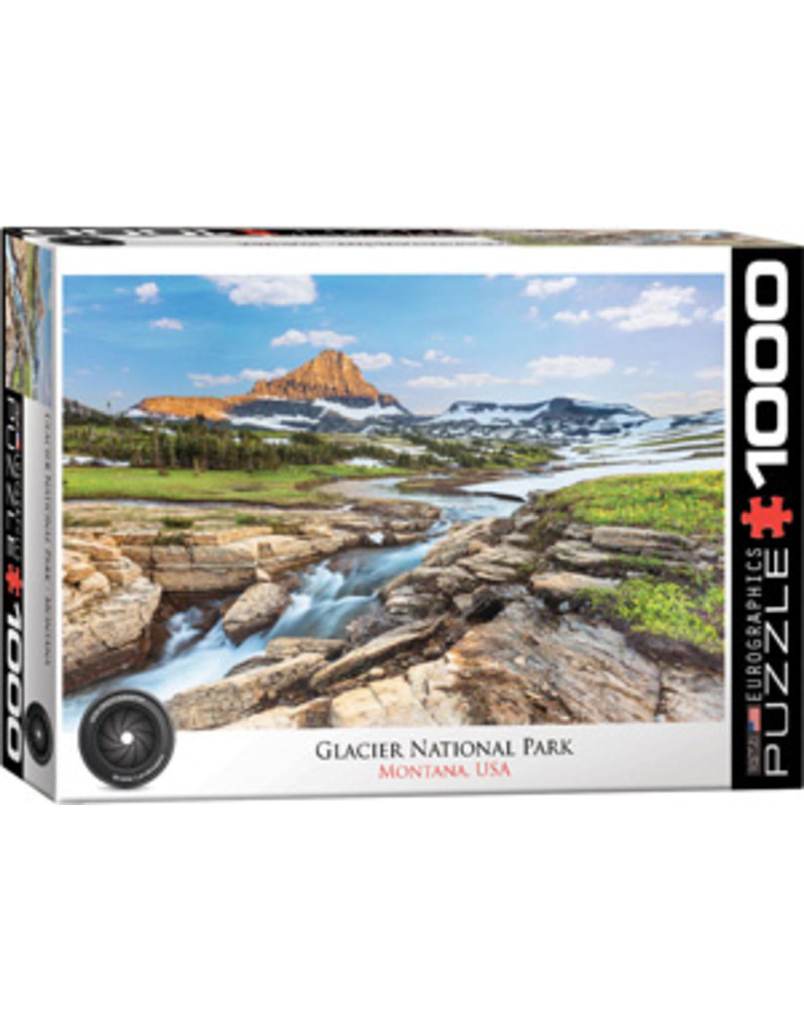 Eurographics Glacier National Park