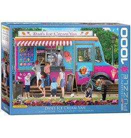 Eurographics Dan's Ice Cream Van