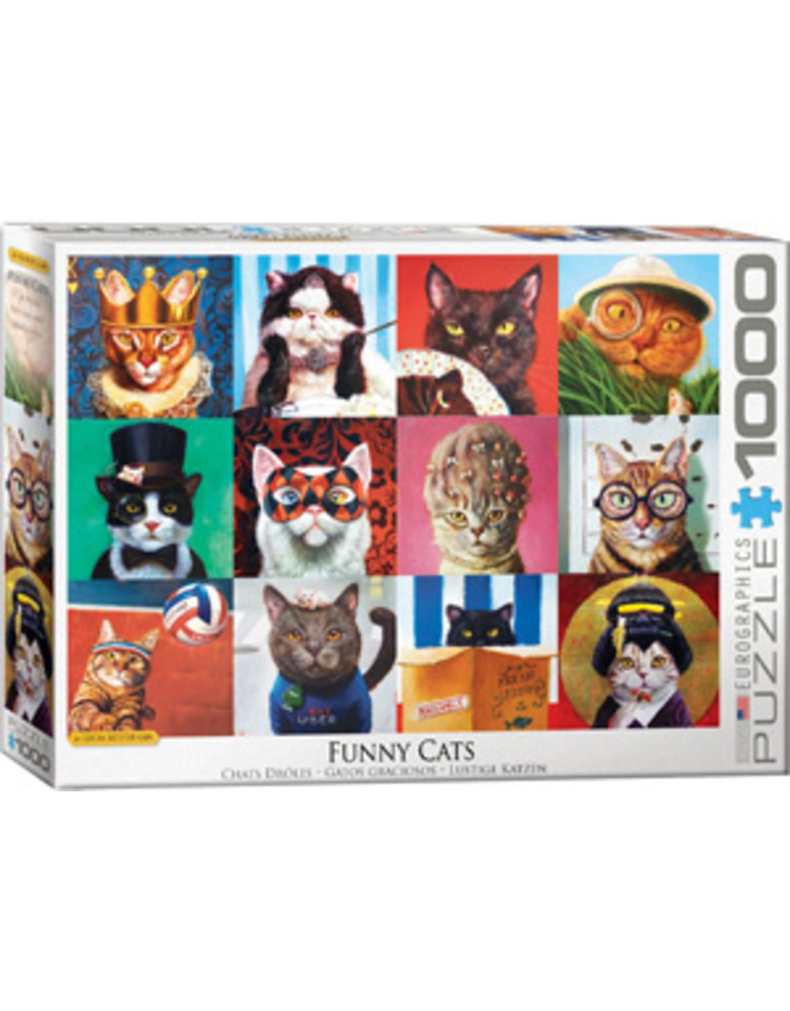 Eurographics Funny Cats
