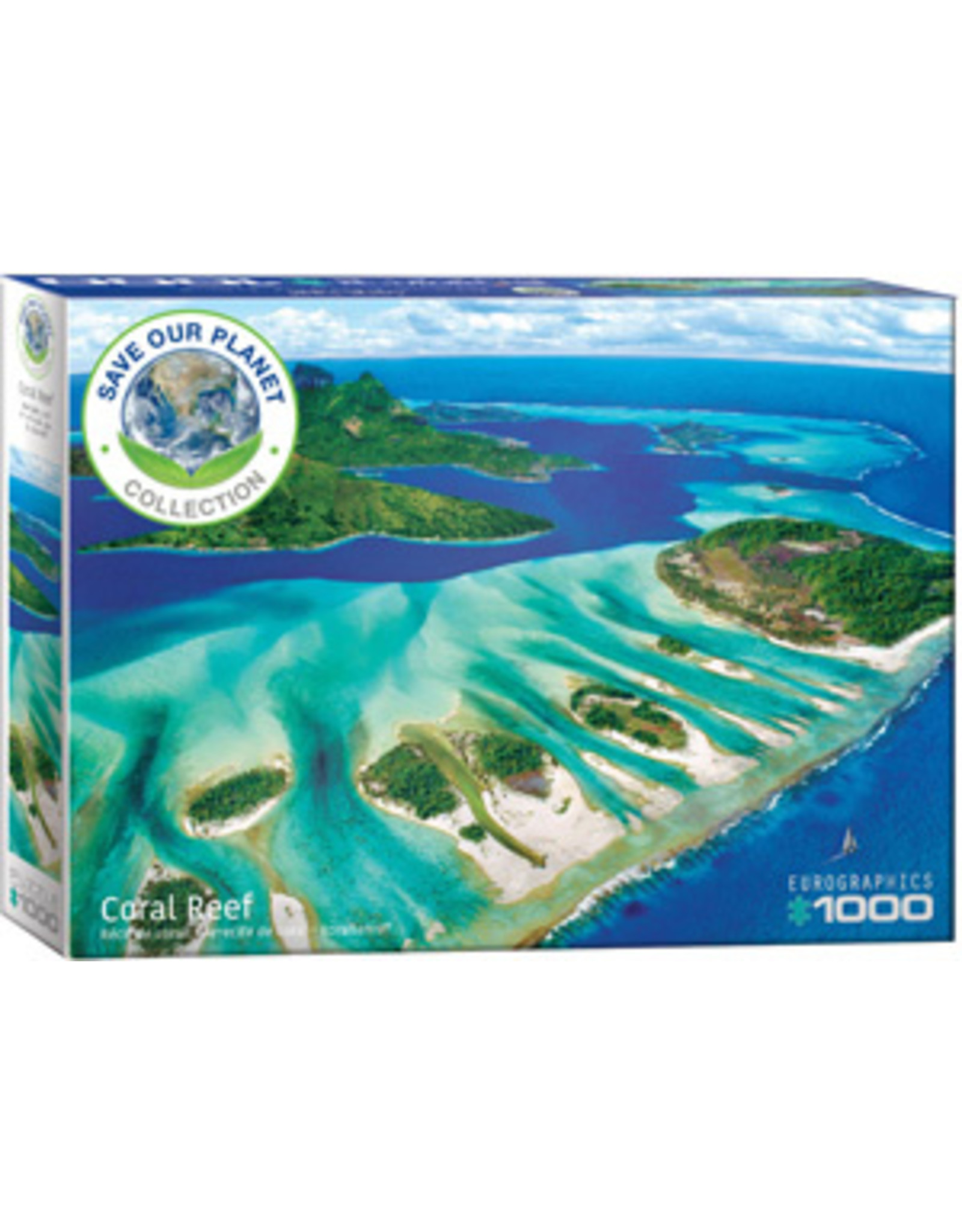 Eurographics Coral Reef