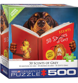 50 Scents of Grey