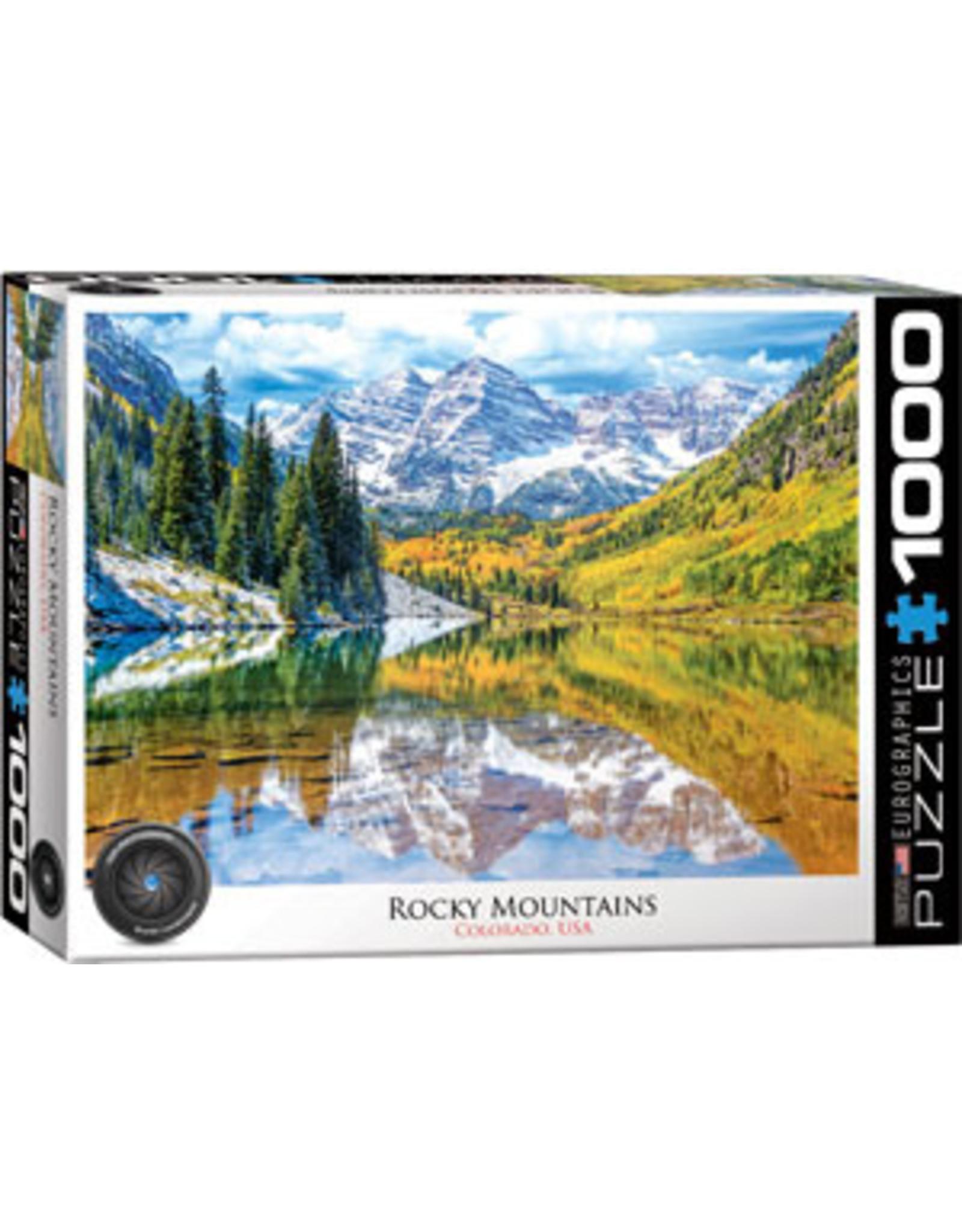 Eurographics Rocky Mountains, Colorado