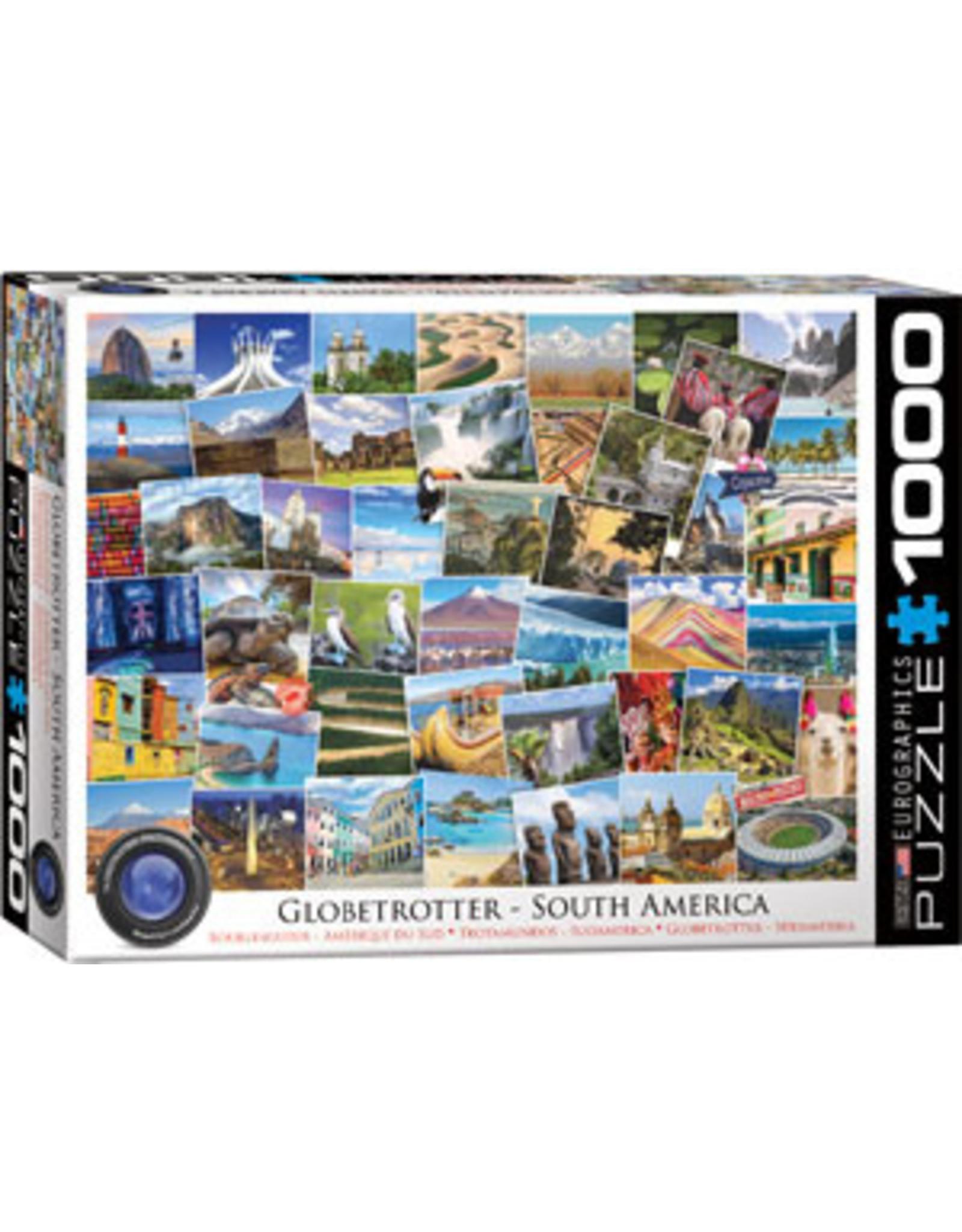 Eurographics Globetrotter South America