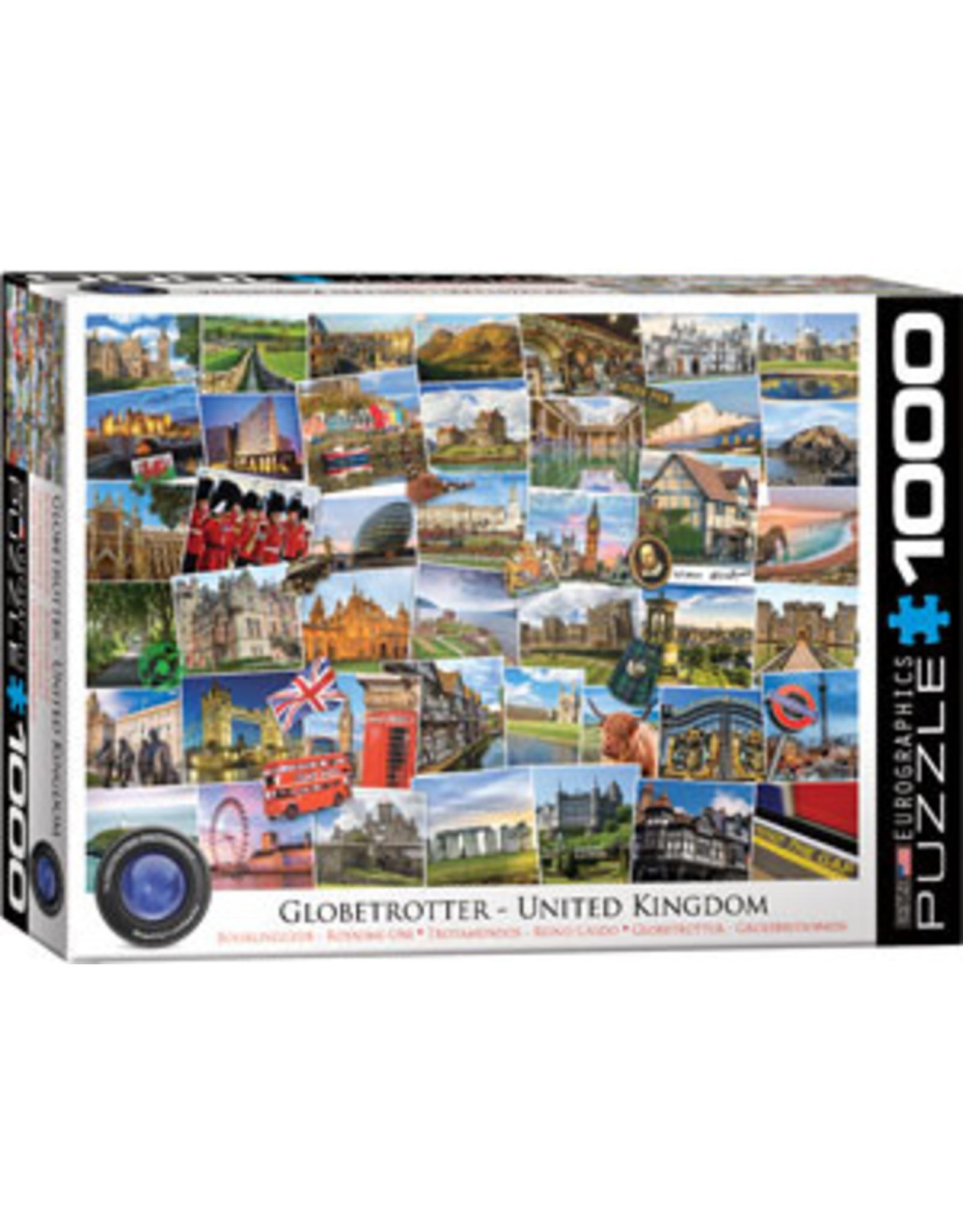 Eurographics Globetrotter United Kingdom