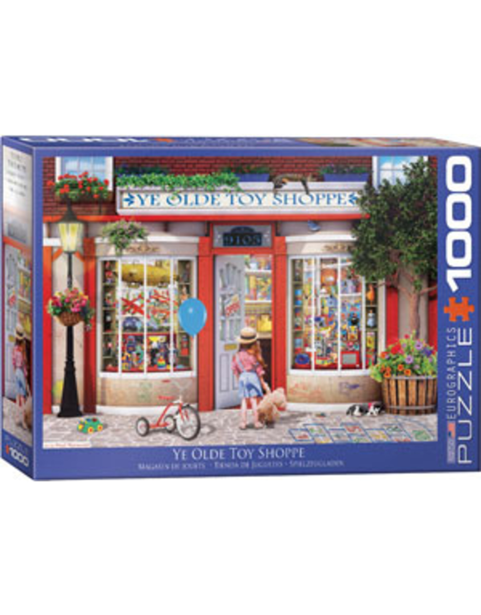 Eurographics Ye Olde Toy Shoppe