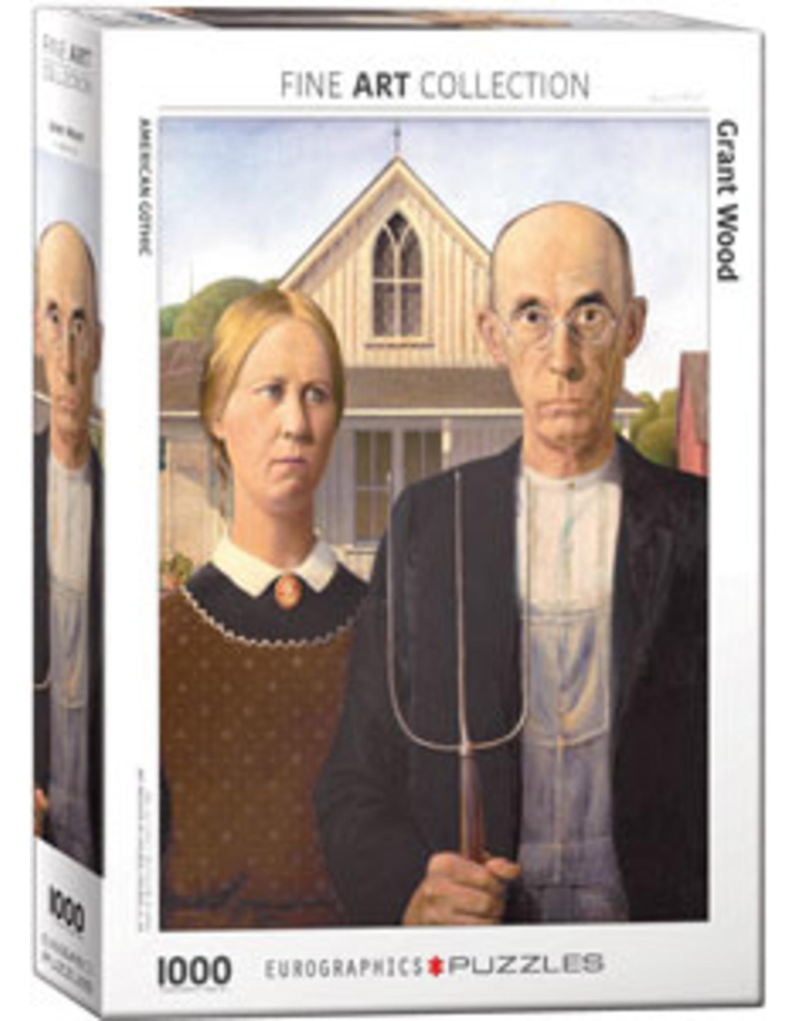 Eurographics American Gothic