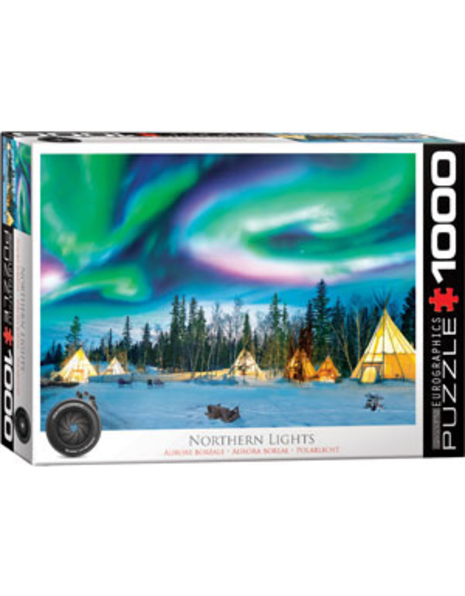 Eurographics Northern Lights