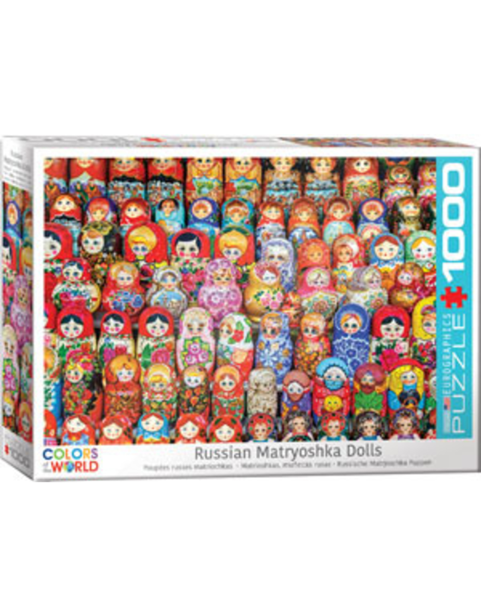 Eurographics Russian Matryoshka Dolls