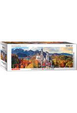 Eurographics Neuschwanstein Castle in autumn