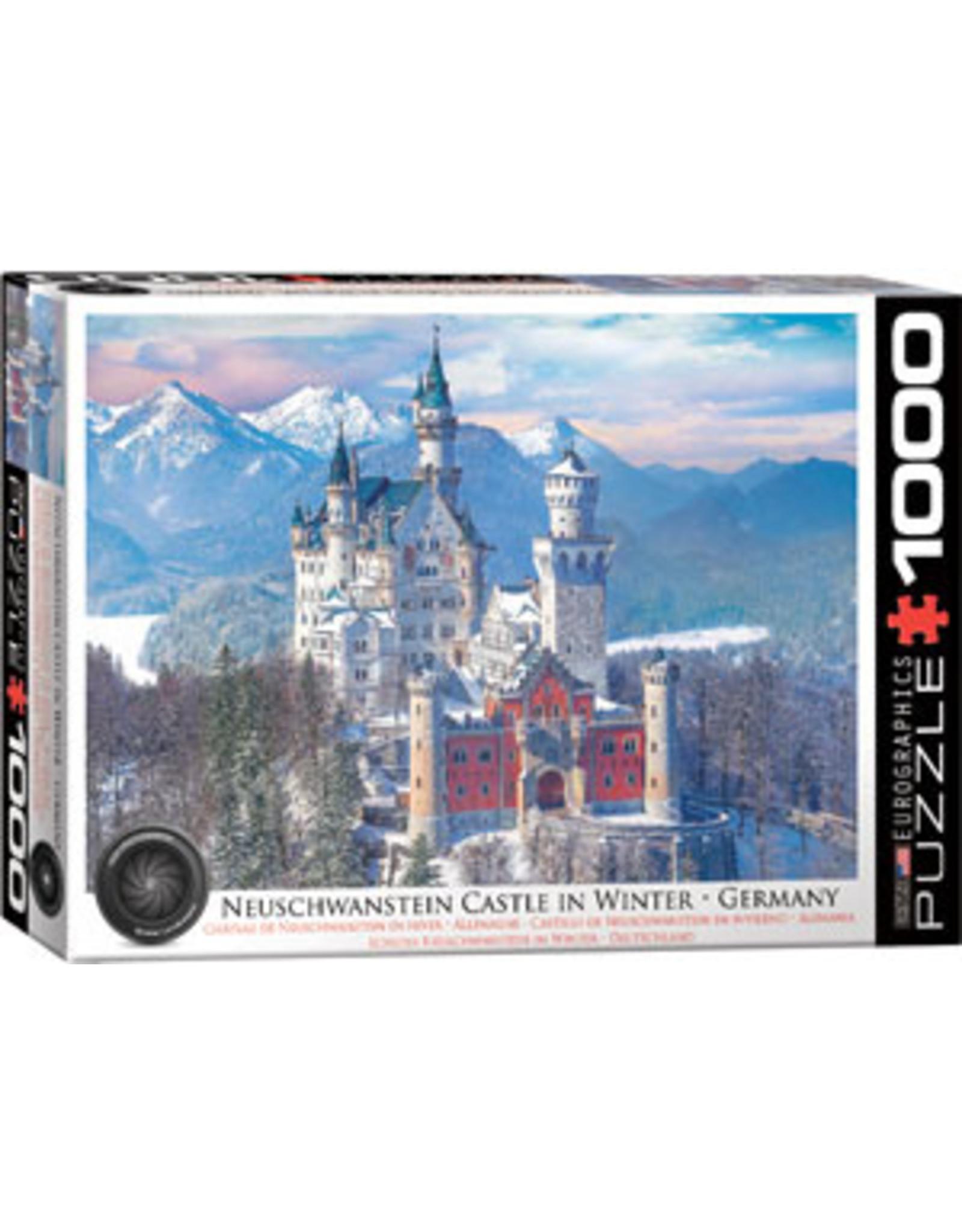 Eurographics Neuschwanstein Castle in Winter