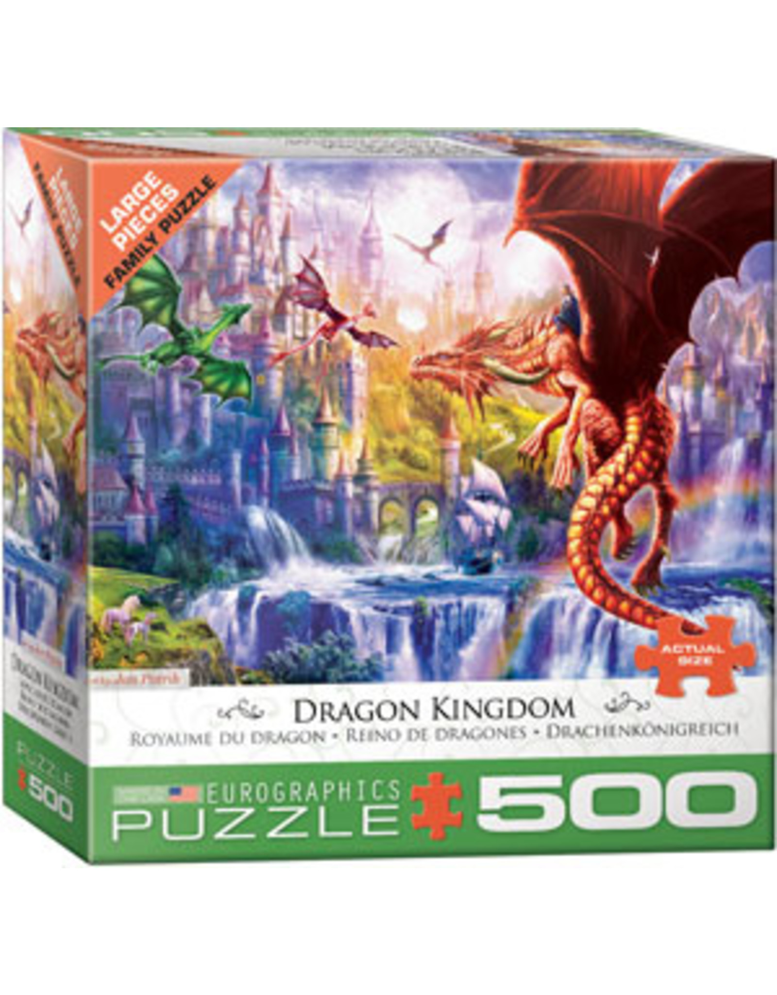 Eurographics Dragon Kingdom