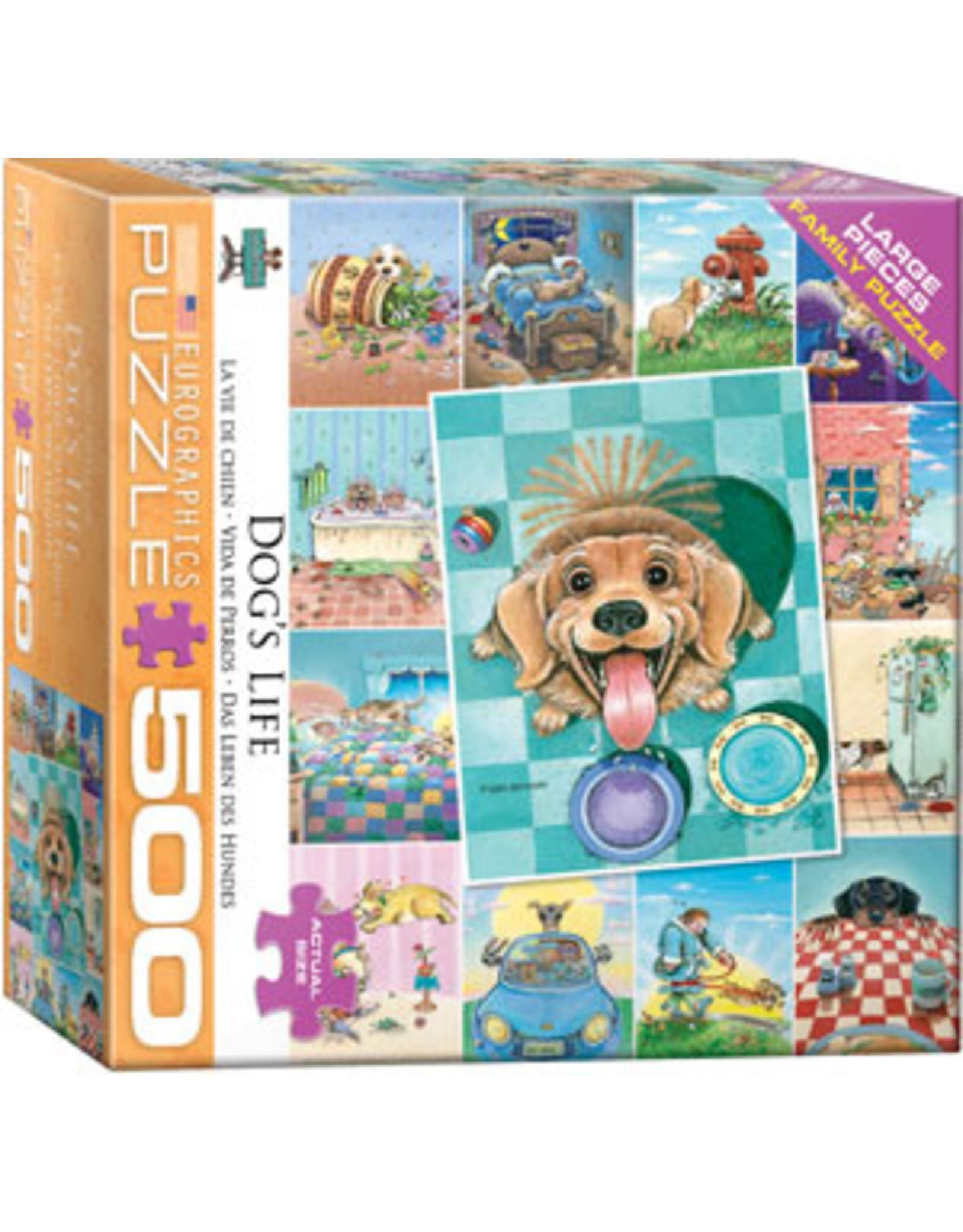 Eurographics Dog's Life