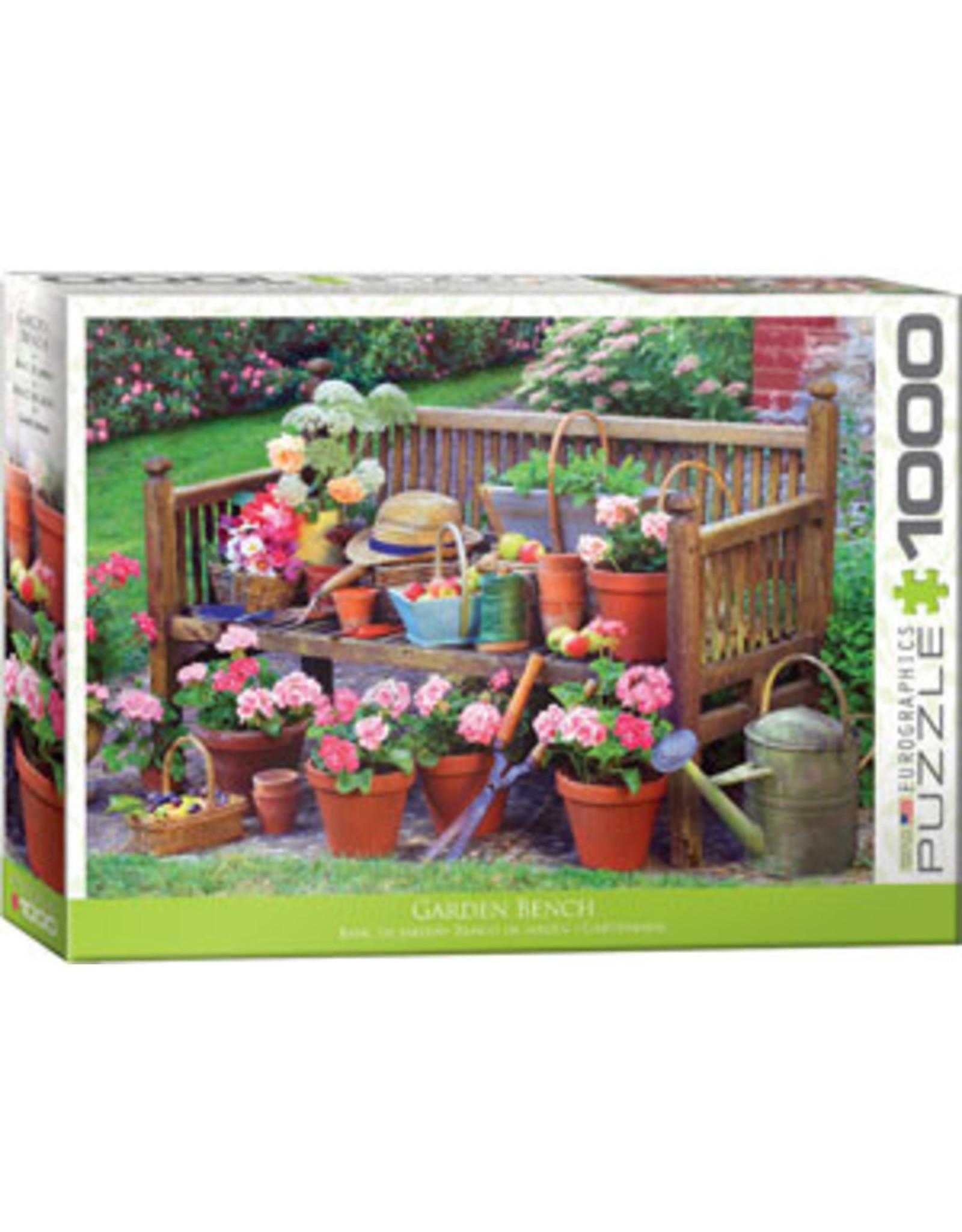 Eurographics Garden Bench