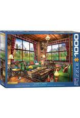 Eurographics Cozy Cabin