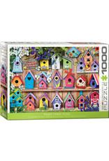 Eurographics Home Tweet Home (Birdhouses)