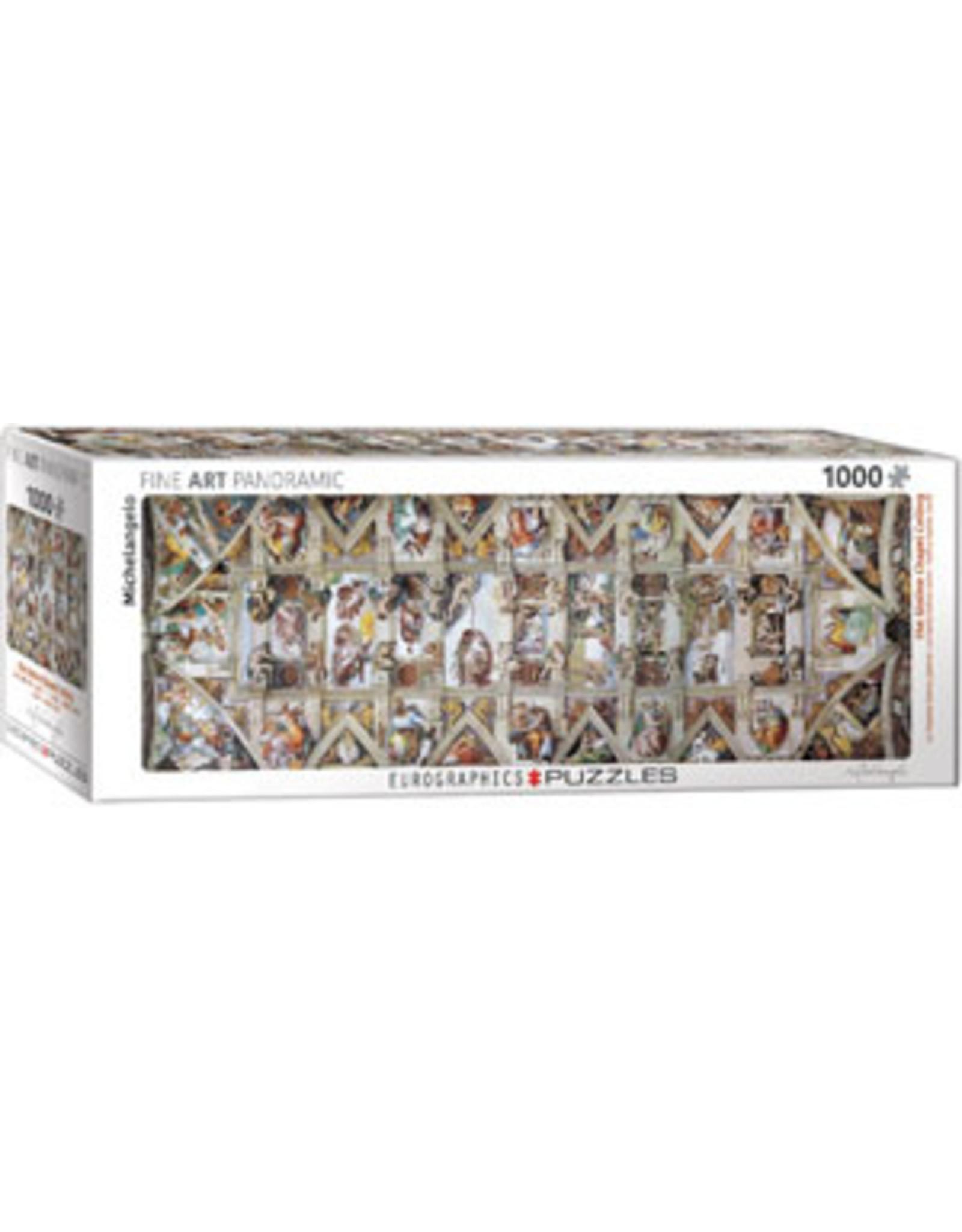 Eurographics The Sistine Chapel Ceiling