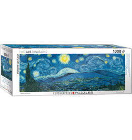 Eurographics Starry Night Panorama (Expanded from original)