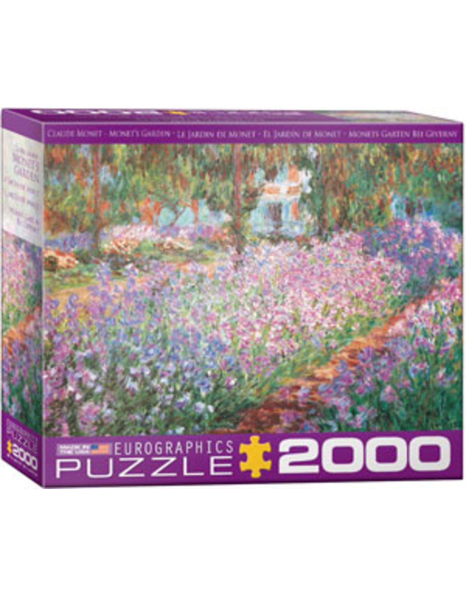 Eurographics Monet's Garden (2000)