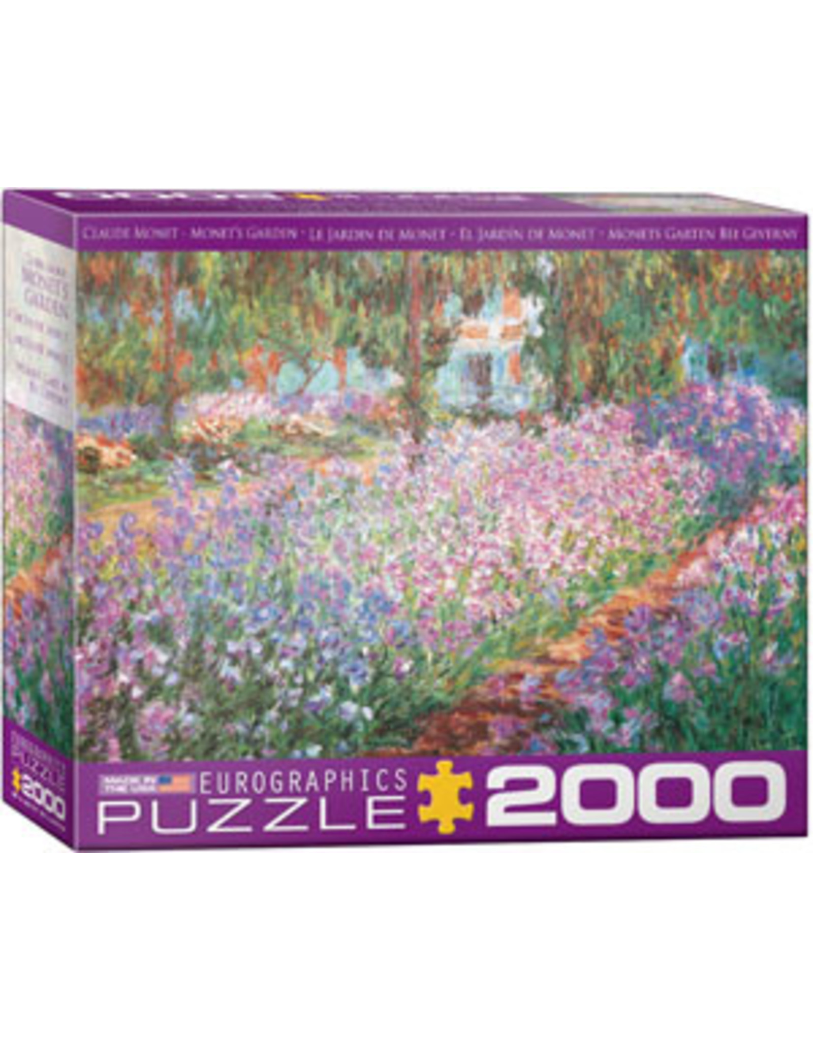 Eurographics Monet's Garden