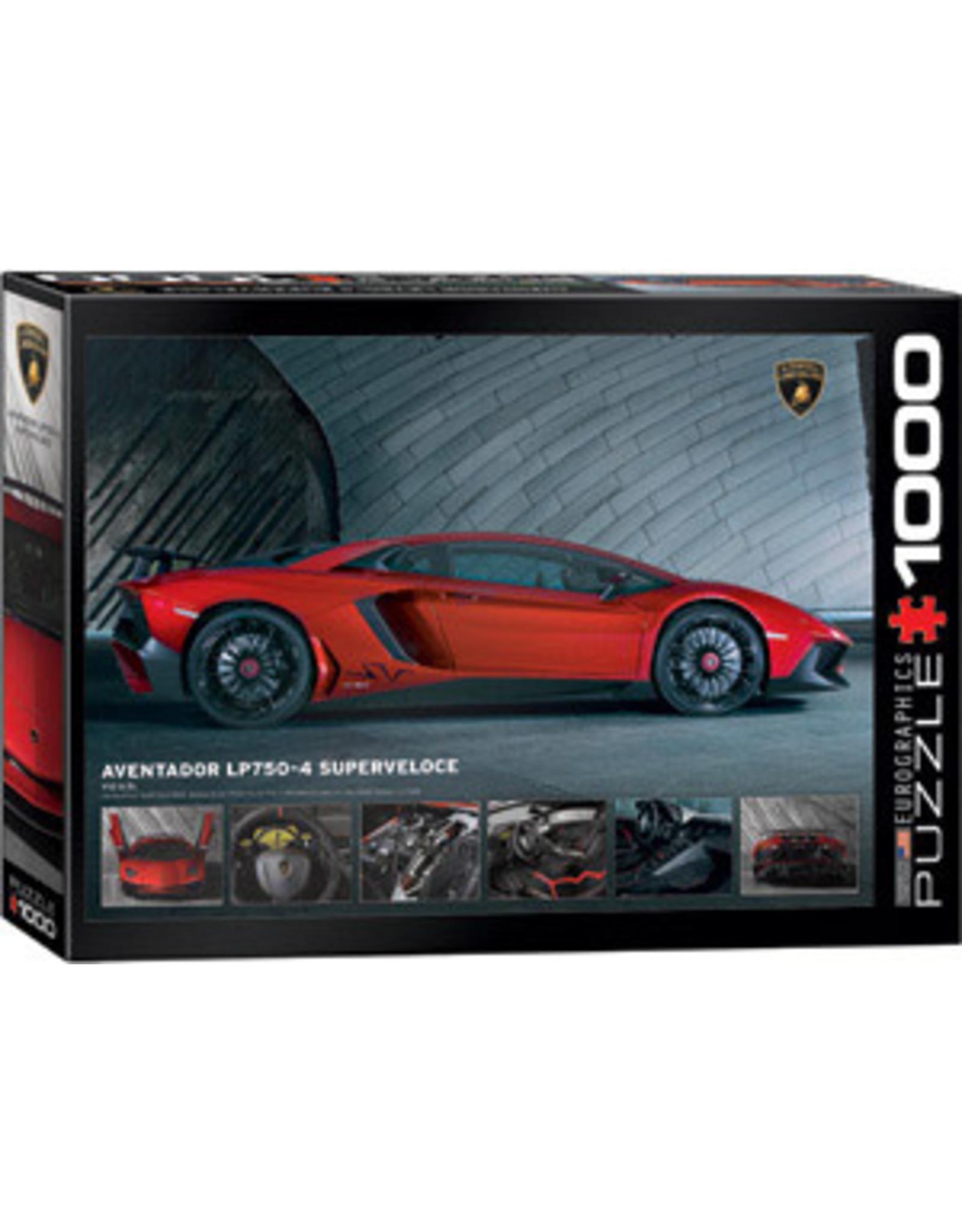 Eurographics Lamborghini Aventador LP750-4 Superveloce