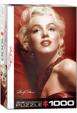 Eurographics Marilyn Monroe Red Portrait