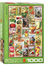 Eurographics Vegetables Seed Catalogue Collection