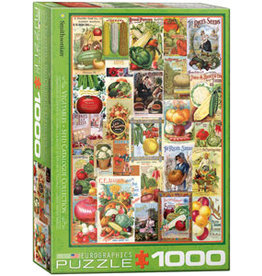 Vegetables Seed Catalogue Collection