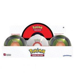 Pokemon PKM: Poke Ball Tin Wave 5