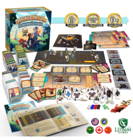 Adventure Tactics: Domianne's Tower (Kickstarter Pre Order)
