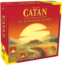 Asmodee Catan 25th Anniversary Edition (Pre Order, 8/28)