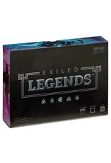 Tee Turtle Exiled Legends: Base Game