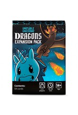 Tee Turtle Unstable Unicorns: Dragons Expansion