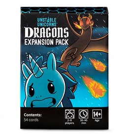 Tee Turtle Unstable Unicorns: Dragons Expansion