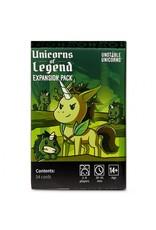 Tee Turtle Unstable Unicorns: Unicorn of Legend Exp